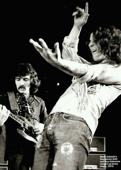 Ozzy Osbourne/Tony Iommi