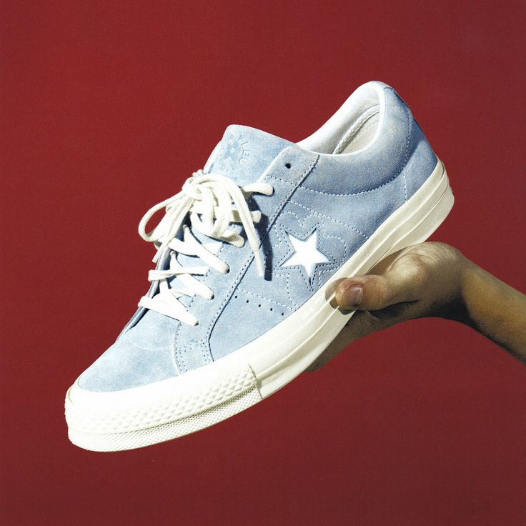 Tyler The Creator golf le fleur x converse one