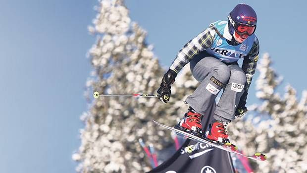 Ski cross champion Kelsey Serwa says the path to her 16 World Cup podium finishes started with family time in B.C.'s mountains