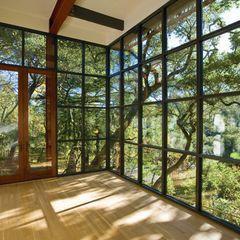 modern home gym by Sutton Suzuki Architects