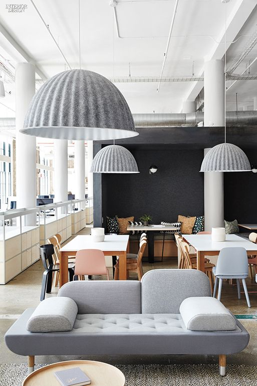 The Meatpacking Headquarters of Digital Studio Playdots designed by  Woodfin Architecture & Design and Sheep + Stone