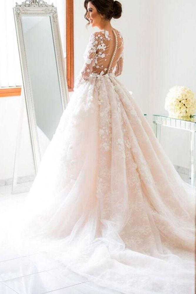 Of Our Favorite Steven Khalil Wedding Dresses ❤ See more: http ...