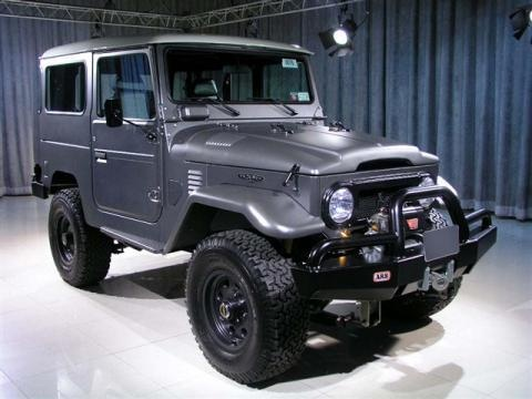 Icon FJ40 - I want one!
