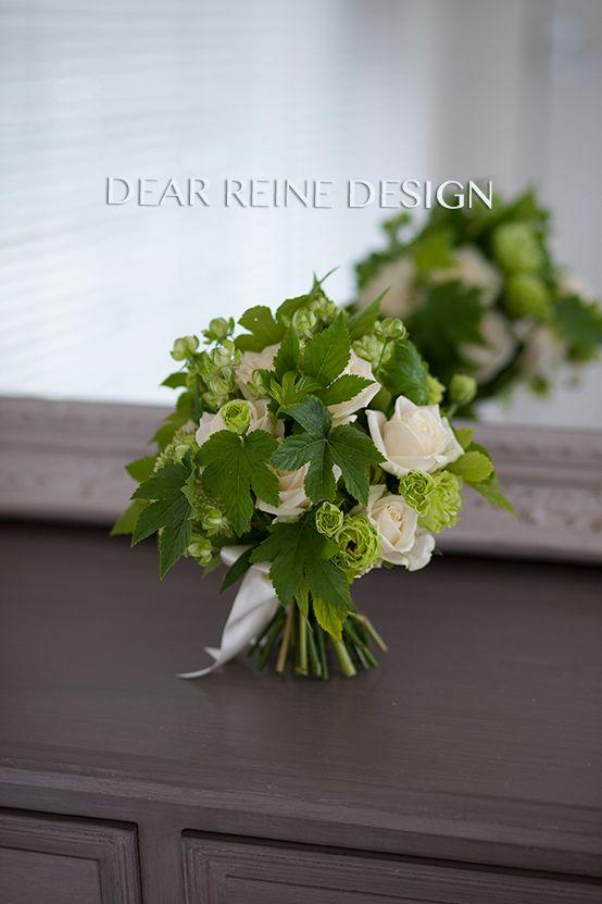 デザイン - 華造師 いしいあみ #ディアレイヌ #dearreine #フレッシュフラワー #wedding
