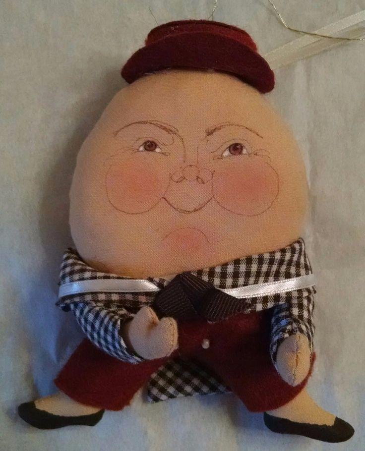 Gladys Boalt ornament - Humpty Dumpty 1986 | eBay