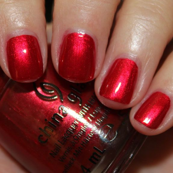 29 best red. images on Pinterest | Nail polish, Nail polishes and Colors