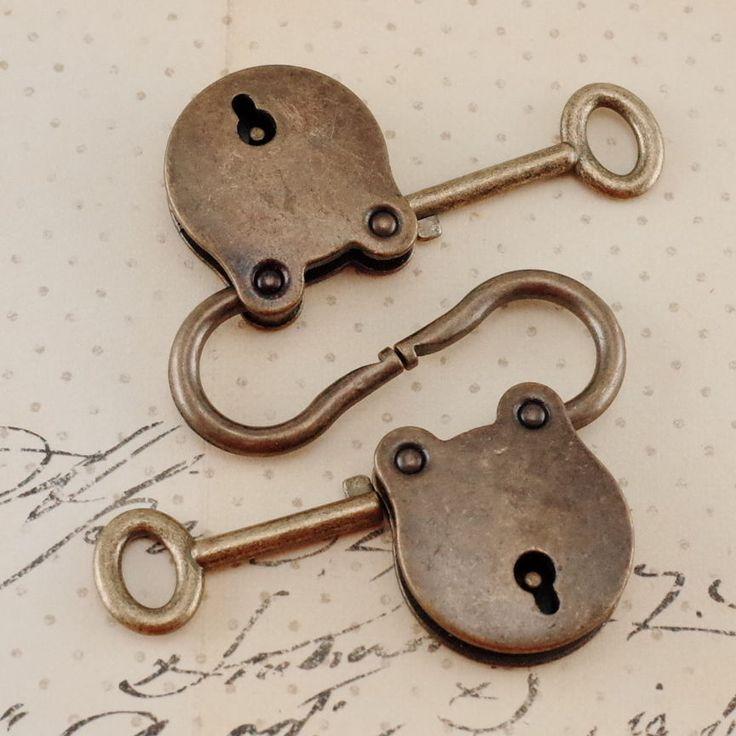 Small Padlocks With Keys