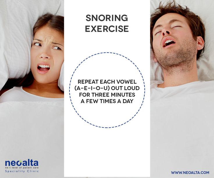 Sleep peacefully and reduce the noise for others to do the same by trying this easy snoring exercise. #snoring #loud #snoringexercise