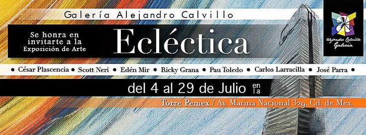 Próxima exposición colectiva con grandes colegas en las Torres Pemex, Ciudad de México del 4 al 19 de Julio, organizada por Galería Alejandro Calvillo #ScottNeri #arte #yoartista #ElArteDelImaginista #ScottNeriElArteDelImaginista #art #mexicanart #exposicióndearte