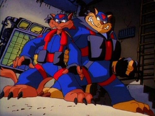 Swat kats f ted turner for canceling this show cartoons pinterest metals swat and pilots - Cat cartoon shows ...