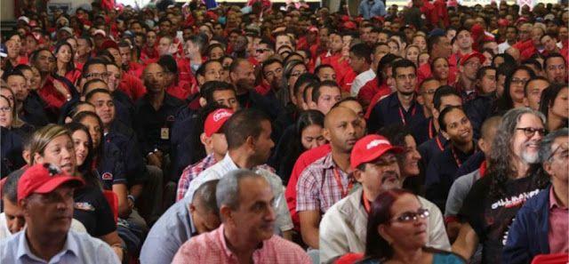 Sindicatos de empresas privadas no acatarán paro Representantes de 87 organizaciones sindicales  del estado Aragua
