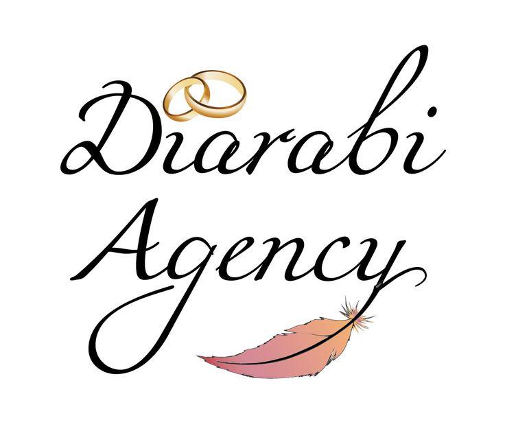 Création d'un logo pour Diarabi Agency, une agence matrimoniale associative d'Afrique