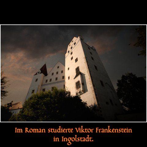 Fotogalerie - Frankenstein und die Illuminaten