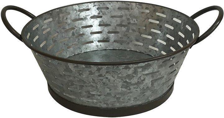 Metal Farmhouse Bowl