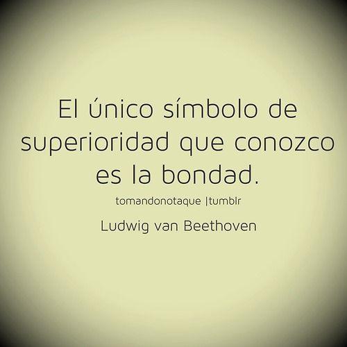 Beethoven autor de la mas grande sinfonía de todos los tiempos.