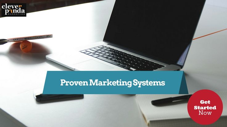 Proven Marketing Systems 95 % of the clients I have worked with over the years are missing AT LEAST two out of the four critical, proven marketing systems that are necessary to achieve maximum business growth. Get Started Now http://cleverpanda.co.uk/ #marketingconsultantLondon #facebookadvertising #displayadvertising #emailmarketing #localsearchoptimization #reputationmanagement #retargeting #socialmediamarketing #webdesign