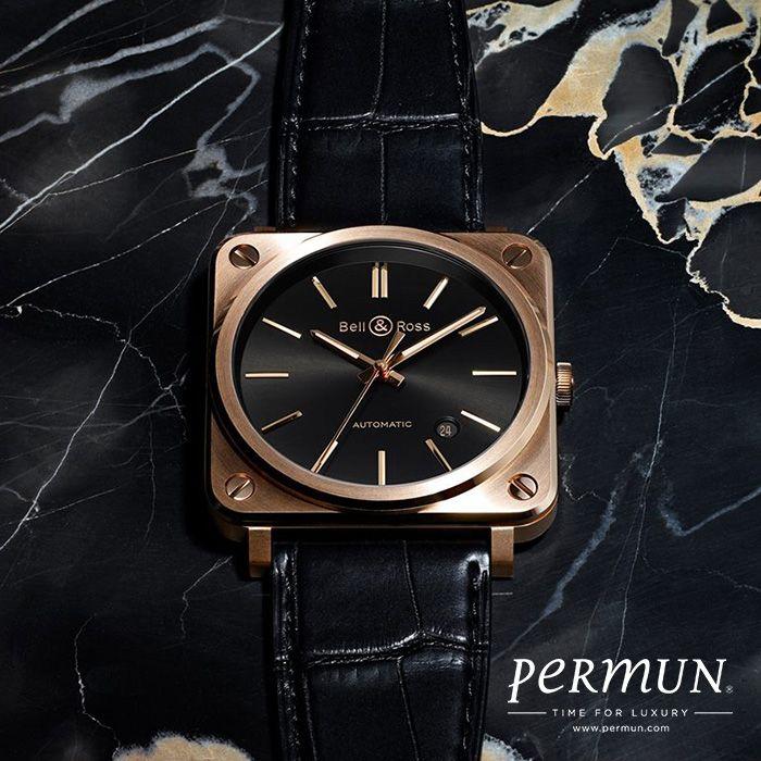 BELL&ROSS  1992 yılında kurulan, merkezi Paris'te ve üretimi lüks saat yapımcılığının anavatanı İsviçre La Chaux-de-Fonds'da bulunan Bell&Ross, 2001 yılından bu güne Chanel Grubu içerisinde faaliyet  www.permun.com  Tel: 0 (224) 241 31 31  #Bellandross #Korupark #Koruparkavm #Bursa #İstanbul #Watch #Luxury #Tourbillion #Style #Art #Horology #Design #Designer