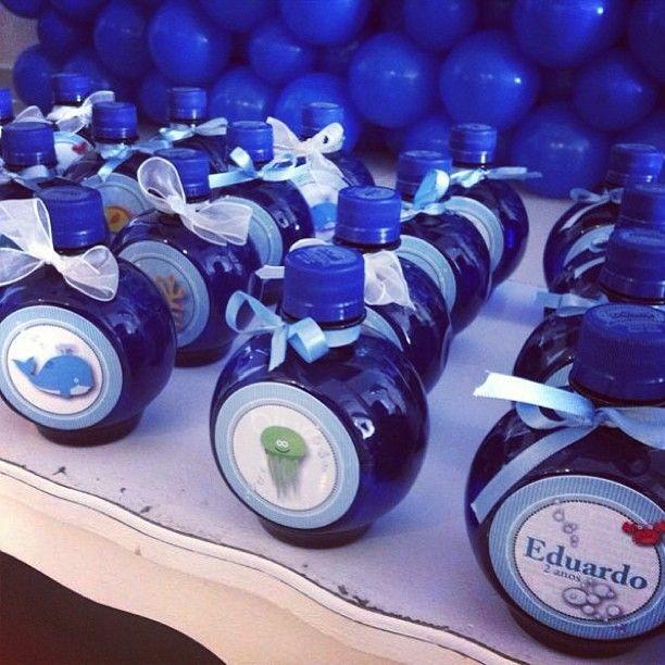 Festa Fundo do Mar  Eduardo