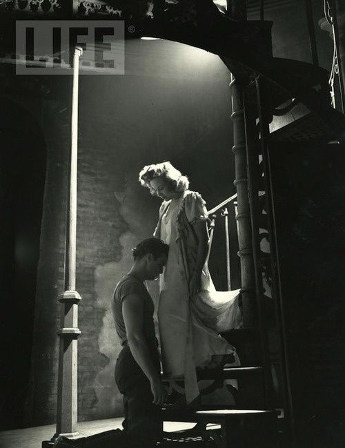 Un Tranvia llamado Deseo fue estrenado en 1951, basado en la novela de Tennessee Williams y que contó con Marlon Brandon y Vivien Leigh como sus protagonistas
