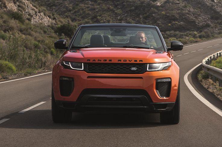 2017 Range Rover Photo