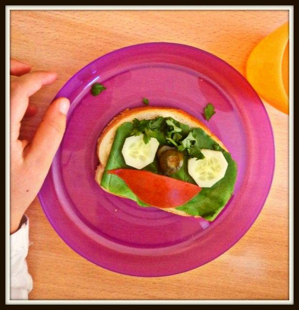 Tadek- Wszystkojadek, czyli jak wychować małego smakosza