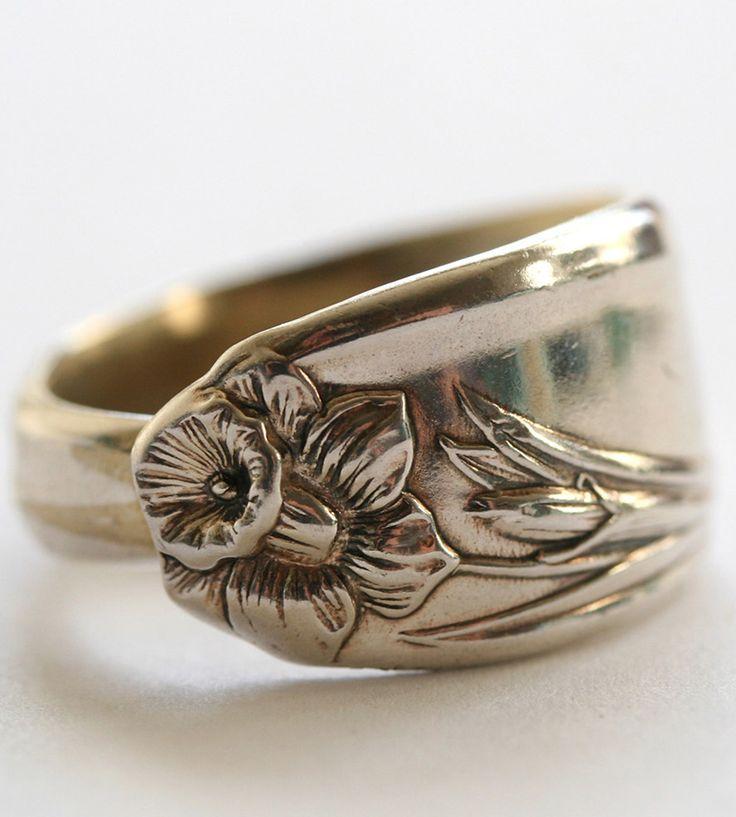Premier Jewelry Spoon Ring