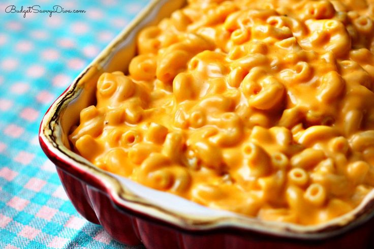 Stouffer's Macaroni & Cheese Recipe- Stouffer's is my fave Mac and cheese ever so I need to try this on a cheat day.
