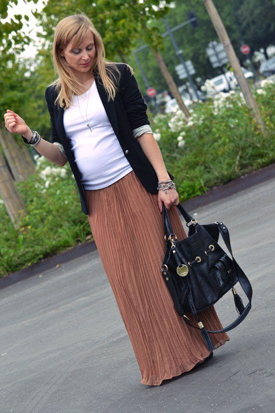 blog mode enceinte