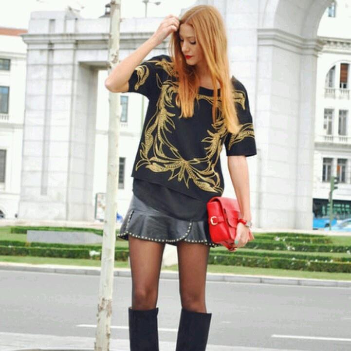 Like the look #fashion #makeup