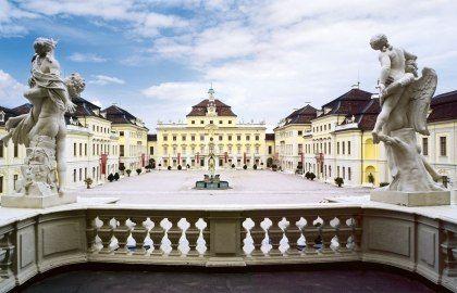 Ludwigsburg Castle, Stuttgart, Germany