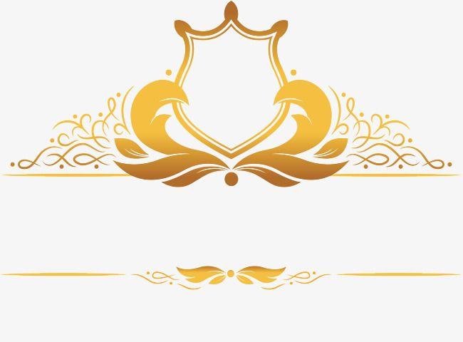 ส ทองย โรปร ปแบบกล องช อเร อง เวกเตอร ฟร Png ฟอยล ทอง ล กไม ส ทองภาพ Png และ Psd สำหร บดาวน โหลดฟร Gold European Fashion Style