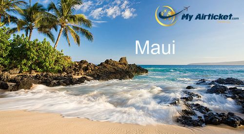 Beautiful Destination of USA-Maui : To book cheapest international air ticket fare , Tuesday or Wednesday is the suggested day and also you should plan booking at least 3 months before the travel. This is the best time you will get the cheapest and best fare.Now Book Cheap Air Tickets Online For Domestic & International Airlines and Travel Luxury At Economical Price with & Enjoy Fantastic Lowest Airfares with 5 Star Airlines.MyAirticket.com Contact us (INDIA):- 0172-4964900 & (USA) T
