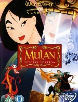 Мулан / Mulan (1998) HD 720 (RU, ENG)