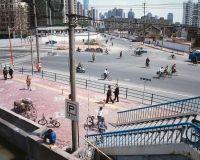 Changning Lu, Shanghai, 2004