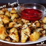 Organic Roasted Cauliflower Poppers Recipe - Whole Lifestyle Nutrition