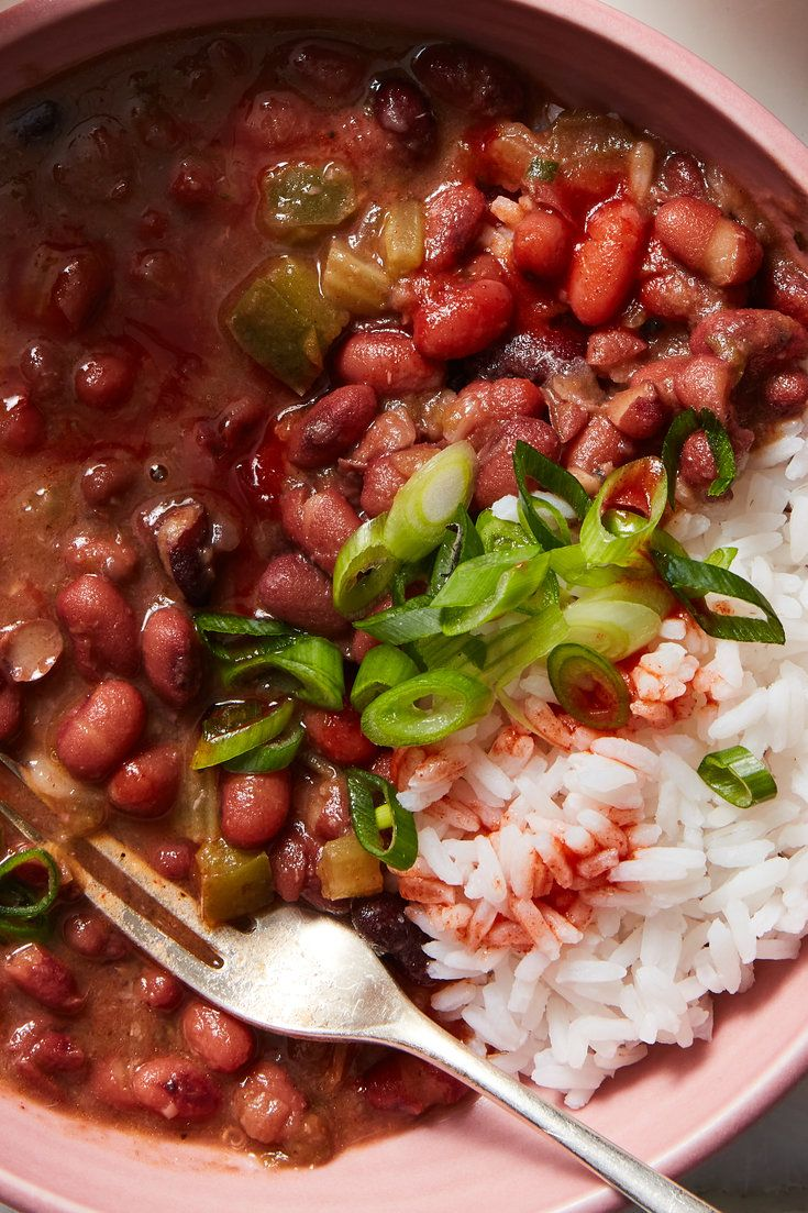 Vegan Slow Cooker Red Beans And Rice Recipe Recipe In 2020 Slow Cooker Red Beans Vegan Slow Cooker Nyt Cooking