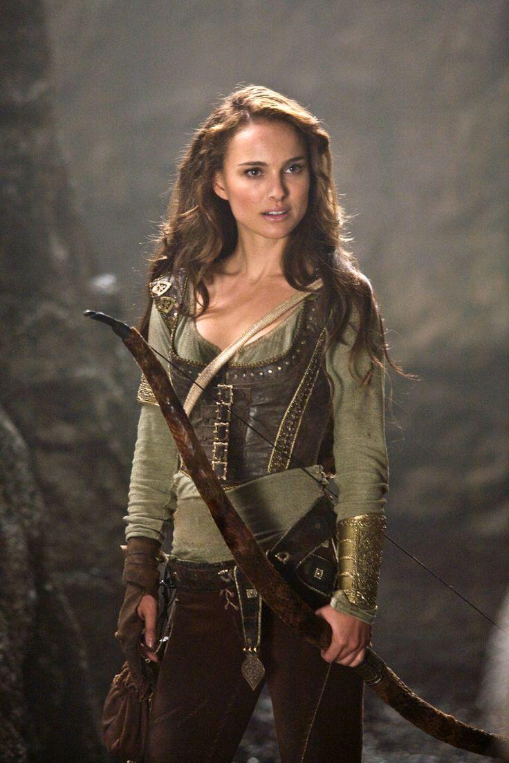 Natalie Portman Scantily Clad Warrior Maidens