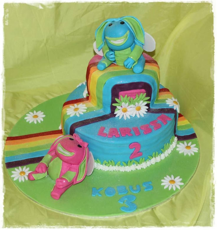Lollos and Lettie Cake