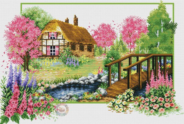 spring house 9