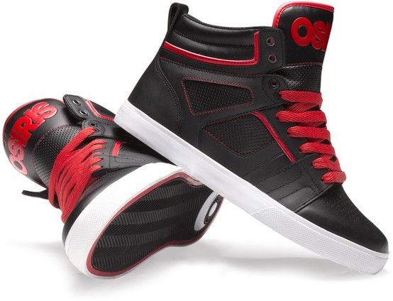 The NEW model to the Osiris Shoes family is the Raider!  Available at fine authorized Zumiez locations.