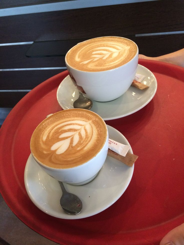 Twin Cappuccinos