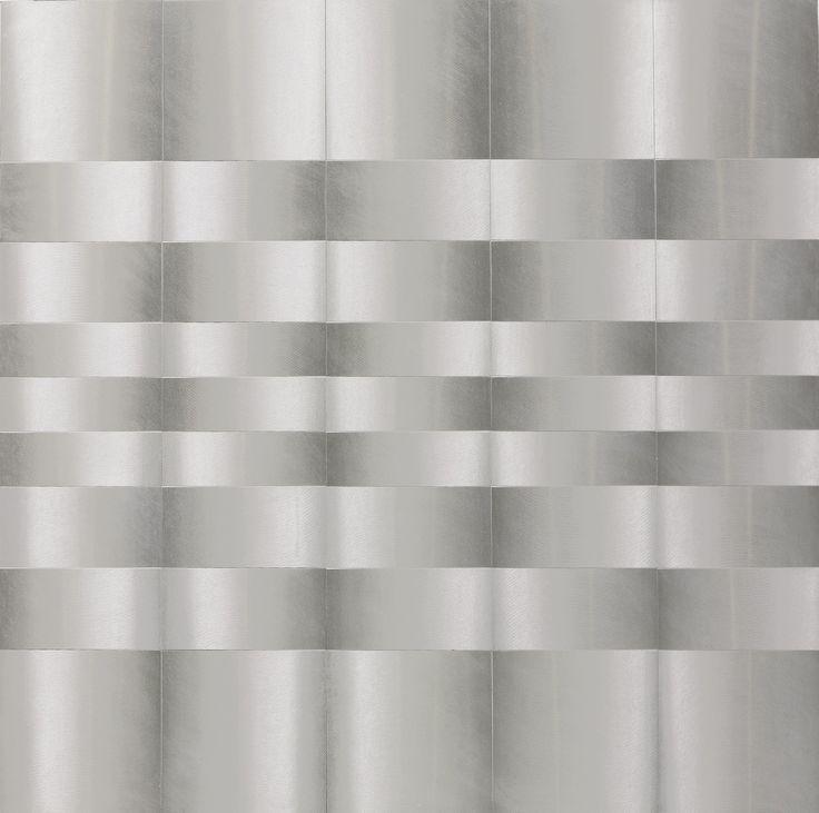 Superficie a testura vibrante (c.1969) / by Getulio Alviani