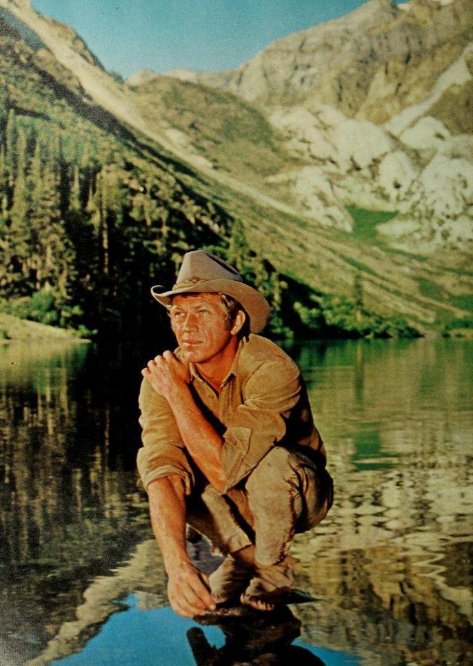"""Steve McQueen, """"Nevada Smith"""", 1966"""