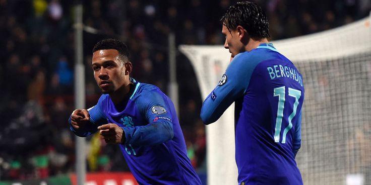 Highlights Kualifikasi Piala Dunia 2018: Luksemburg 1-3 Belanda