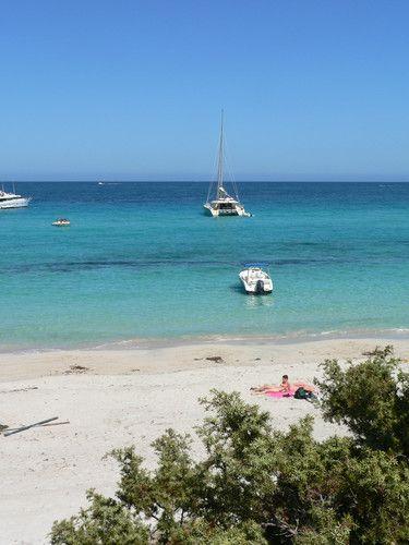 Corsica - A Balagna - Corse - La Balagne - Plage de Saleccia