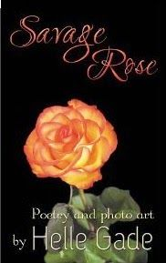Love, Life & Happiness: Book Review - Savage Rose - Poems By Helle Gade