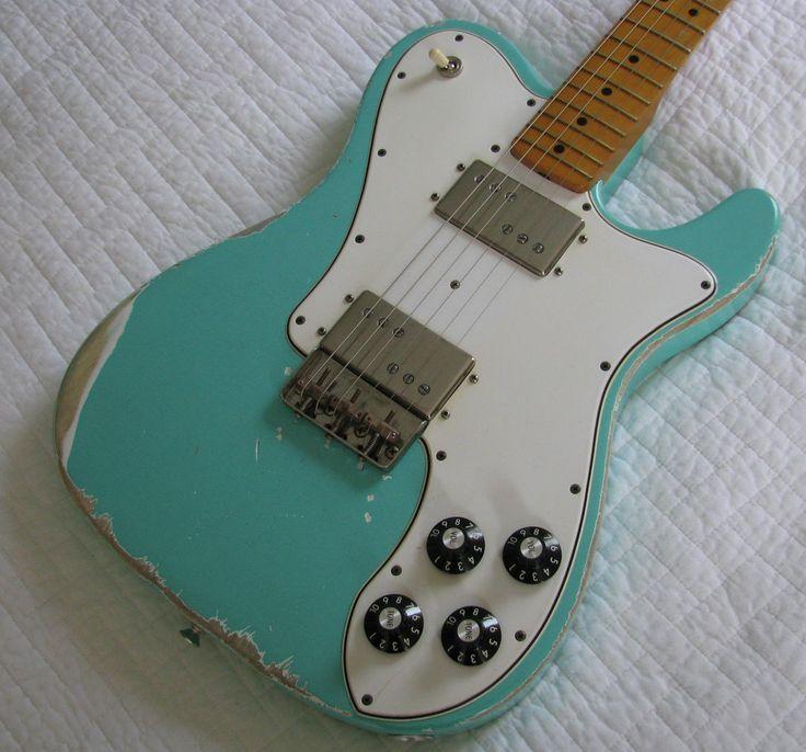 Fender Telecaster Deluxe '72 Vintage