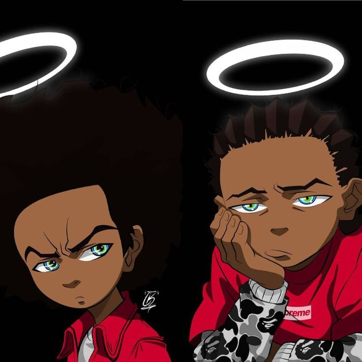 Dope Art, Art, Boondocks