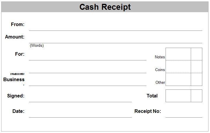 Medical receipt template u2013 Word u2013 Free Receipt Template Google - amount receipt format