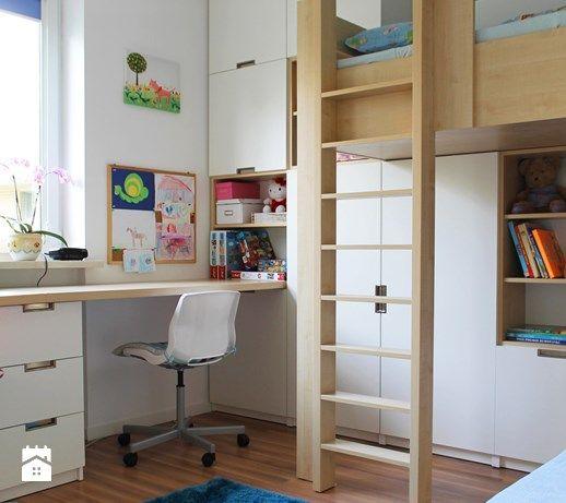 Aranżacje wnętrz - Pokój dziecka: Pokój rodzeństwa - Inside Story. Przeglądaj, dodawaj i zapisuj najlepsze zdjęcia, pomysły i inspiracje designerskie. W bazie mamy już prawie milion fotografii!